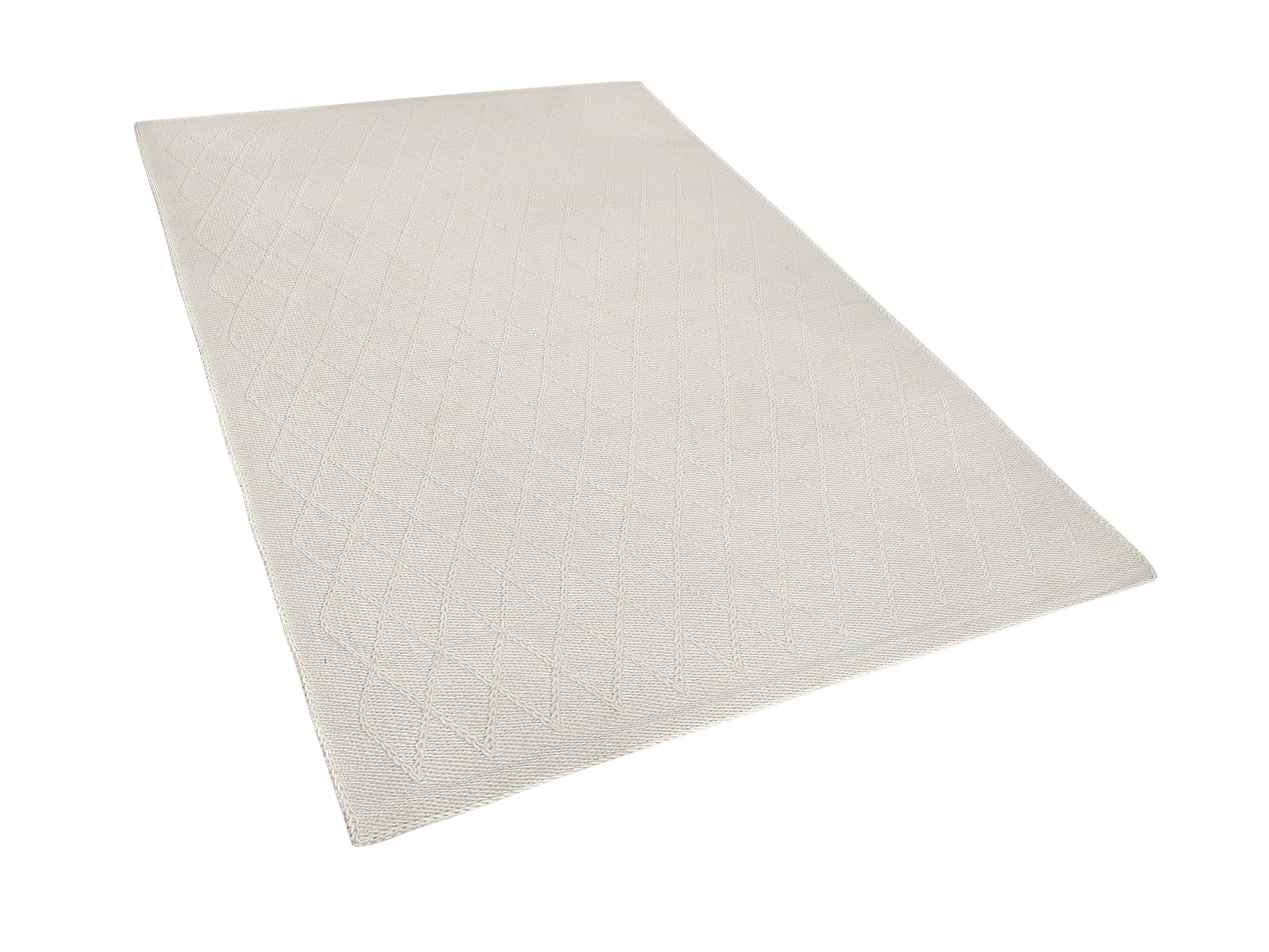 Area Rug 160 X 230 Cm Off White Erzin Ex Factury At Fair Price Right To Return Within 100 Days